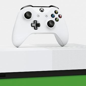 Microsoft представила Xbox One S All-Digital Edition и подписку Game Pass Ultimate