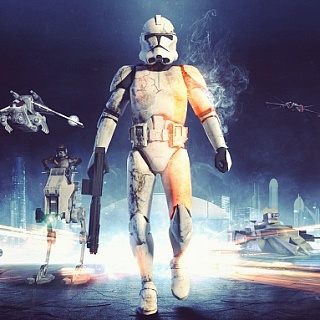 Превью на Star Wars Battlefront