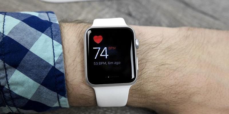 Apple watch теряет пульс