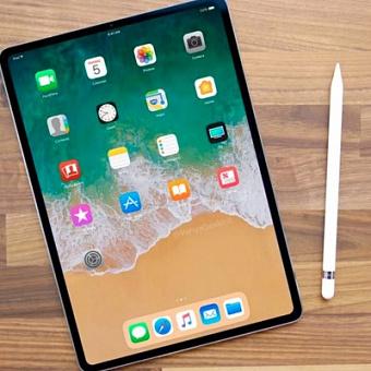 В iOS 12 найдено изображение следующей модели iPad