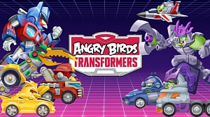 На iOS вышла игра Angry Birds Transformers