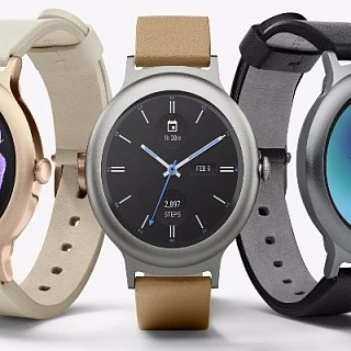 LG и Google представили смарт-часы на Android Wear 2.0