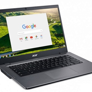 Новинки Acer: Chromebook 14 for Work