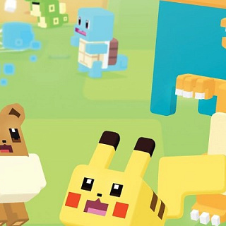 На Android и iOS вышла игра Pokemon Quest