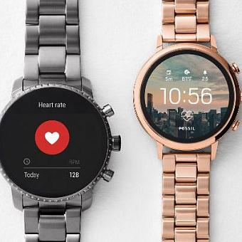Продукт дня: смарт-часы Fossil Q Venture HR и Explorist HR с классическим дизайном, GPS и NFC