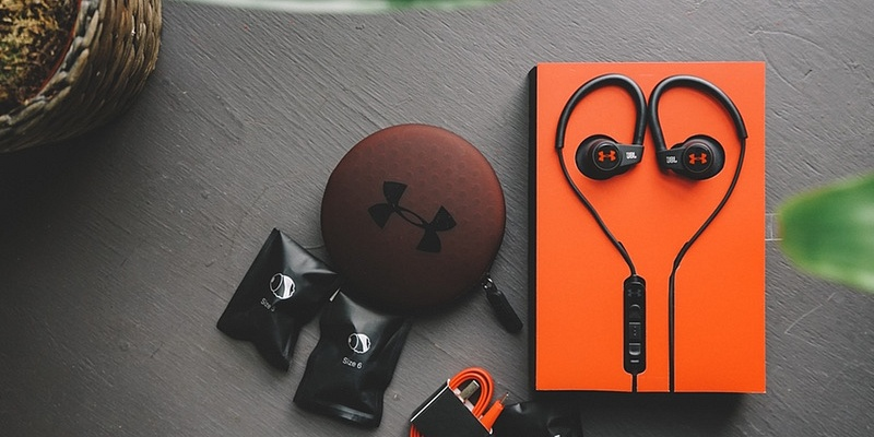 Обзор JBL Under Armour Sport Wireless Heart Rate — коллаборация музыки и спорта