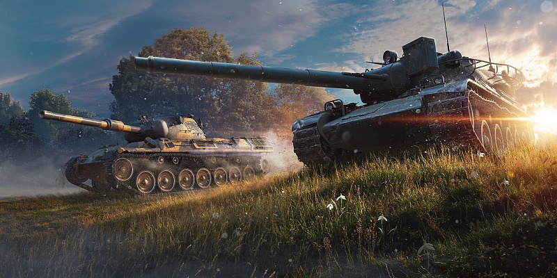 World of Tanks Blitz выходит на Nintendo Switch