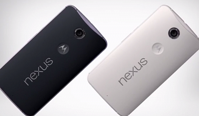 Google представила Nexus 6, Nexus 9, Nexus Player и Android Lollipop