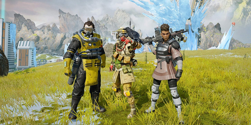 Apex Legends скоро выйдет на iOS и Android