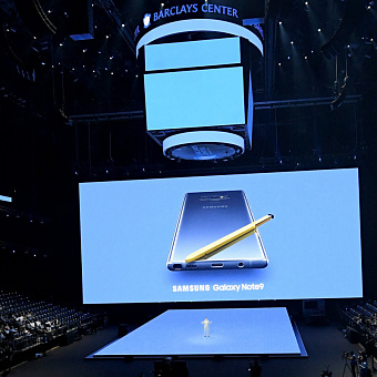 Анонс Samsung Galaxy Note 10 запланирован на 7 августа