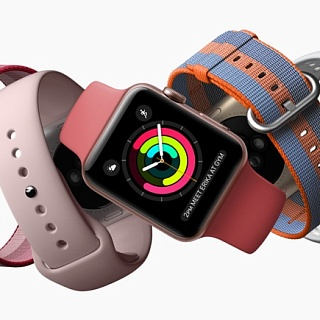 Новые ремешки для Apple Watch: коллекция весна 2017