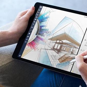 3D-чертеж новых iPad Pro подтвердил изменения в дизайне планшетов