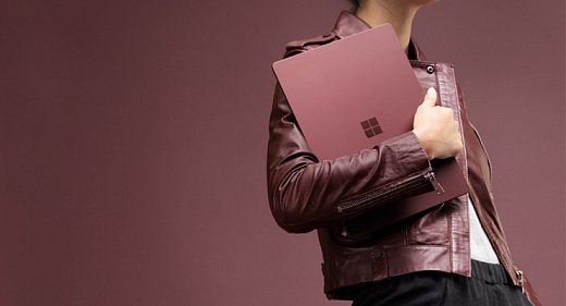 Официальные изображения Microsoft Surface Laptop — конкурента Chromebook Pixel на Windows 10 S