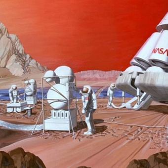 Можем ли мы сделать Марс пригодным для жизни?