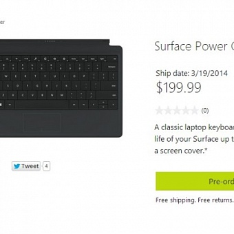 Surface Power Cover доступен к предзаказу