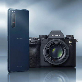 Представлен Sony Xperia 5 II (Mark 2) с экраном 120 Гц