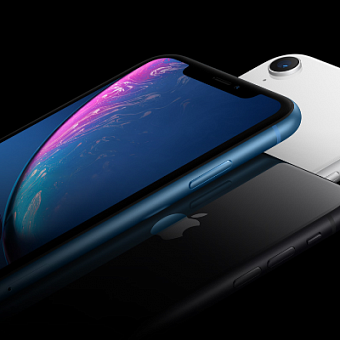 Представлен iPhone Xr — с экраном Liquid Retina, Face ID и A12 Bionic