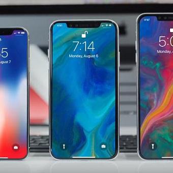Популярный видеоблогер показал все iPhone 2018 и рассказал о них новые подробности