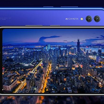 Honor Note 10 с огромным дисплеем, аккумулятором на 5000 мАч и NFC представлен официально