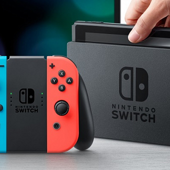 На Nintendo Switch появится Android