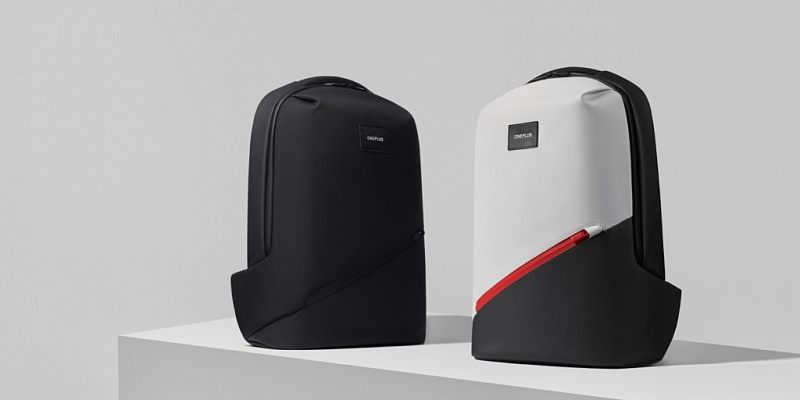 OnePlus представила рюкзак Urban Traveler Backpack