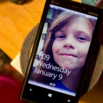 Instagram Lockscreen — инстаграм для Windows Phone 8