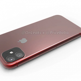 iPhone XR 2019 показался на видео