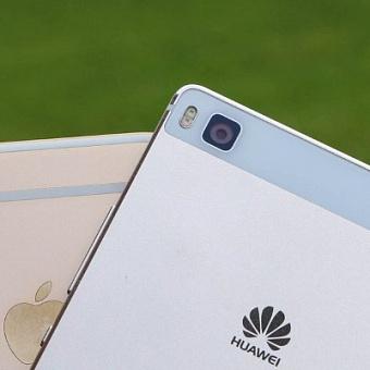 Apple сползла на третье место по объёму продаж смартфонов