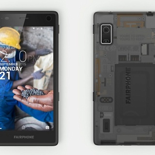 Fairphone 2 — вечный модульный смартфон