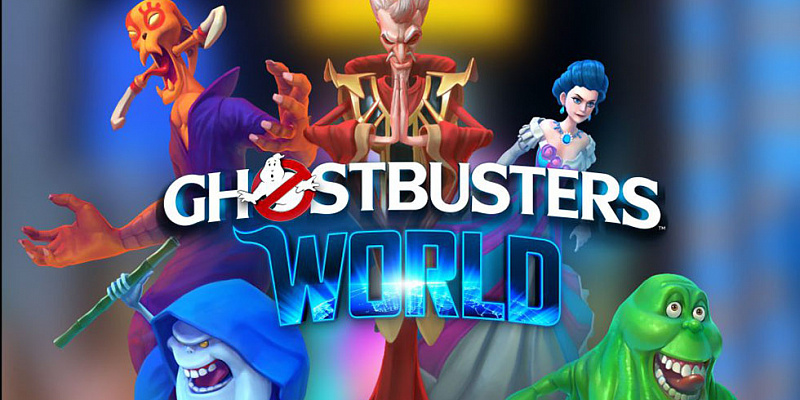 На Android и iOS вышла игра Ghostbusters World по мотивам «Охотников за привидениями»