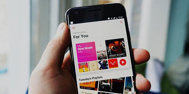 «Музыка друзей» будет недоступна для российских пользователей Apple Music