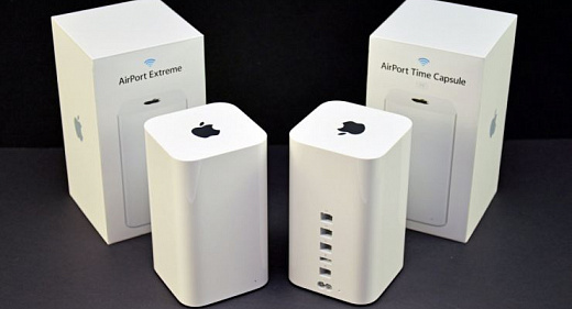 Выбираем альтернативу AirPort Express, AirPort Extreme и AirPort Time capsule
