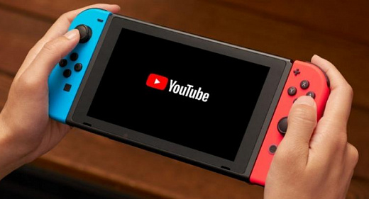 Как установить YouTube на Nintendo Switch