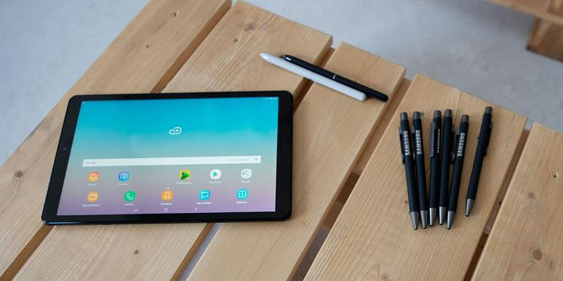 Samsung представила семейный планшет Galaxy Tab A 10.5