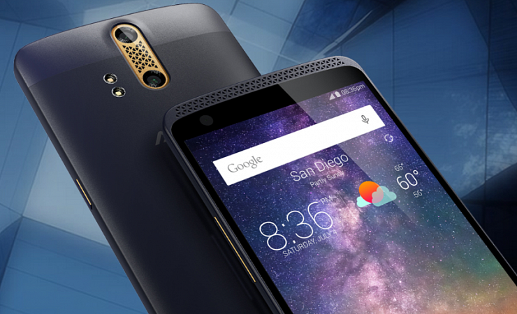 ZTE Axon получил награду Product Technical Innovation Award на выставке IFA 2015