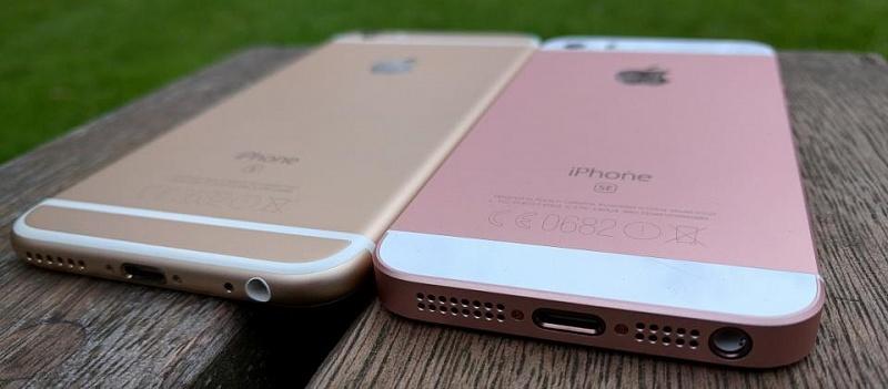 Что лучше айфон 6s или айфон se