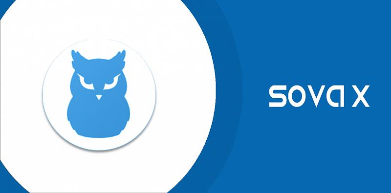 Годный софт для Android/ios Sova x модификация официального клиента ВКонтакте (КЭШ музыки + Невидимка)